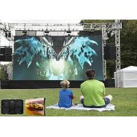 China Waterproof IP65 Full Color Outdoor LED Display SMD P5.95mm Rental Application wholesale