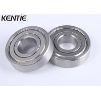China 6305 Stainless Steel Single Row Ball Bearing , Grooved Ball Bearing Compact Structure wholesale