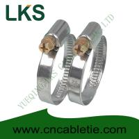 China German type hose clamps wholesale