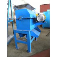 Tire Recycling Machine Separating Iron In The Rubber Granule Or Powder