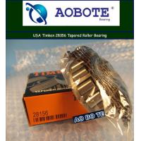 China ABEC 5 High-speed Timken Taper Roller Bearings For Airport wholesale
