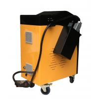 China Oxide Removal 120W Fiber Laser Cleaning Machine Mold Cleaning Surface Preparation wholesale