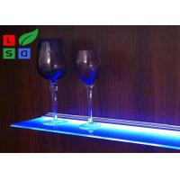 China Home Decoration LED Flat Panel Light RGB Light Color With Customized Power Cable wholesale