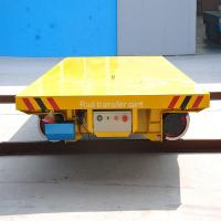 Wholesale 25t high quality battery driving transfer car/ platform from china suppliers