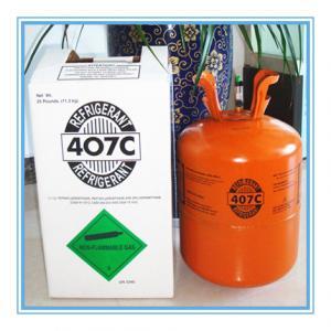 China R407c refrigerant gas Mixed Refrigerant Gas R407C wholesale