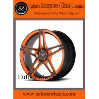 Wholesale High Precision 1 Piece Forged Wheels , 20 Inch BMW Wheels from china suppliers