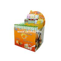 China Custom Retail Cardboard Full Pallet Displays for Baby Product and Bath Products wholesale