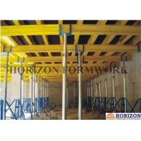 China H20 Wooden Beam Slab Formwork Systems , Deck Slab Shuttering High Loading Bearing wholesale