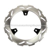 China 220mm RM 85 Motorcycle Front Disc , Braking Motorcycle Disc Rotors With Spacer Kit Combo on sale