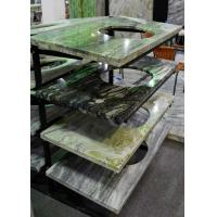 China Multi Color Marble Stone Countertops , Marble Kitchen Worktops Polished / Honed Finishing wholesale