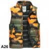 Buy cheap 2015 Moncler vest men winter jacket duck down camouflage vest from wholesalers