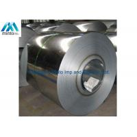 China Oil Surface Treatment Aluzinc Steel Coil ASTM A792 For Corrugated Steel Sheet wholesale