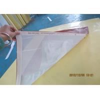 Quality Uv Resistant Outdoor PVC Banners , Fence Wraps Custom Flags And Banners for sale