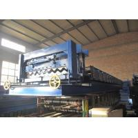 China 1000mm Feeding Width Glazed Tile Roll Forming Machine Automatic PLC Control wholesale