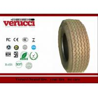 China 385 / 65R22.5 TBR rubber Radial Ply Tyres 20 PR wear resistance OD 1072mm wholesale
