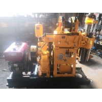 China Small 15kw Borehole Portable Well Drilling Equipment Full Hydraulic wholesale