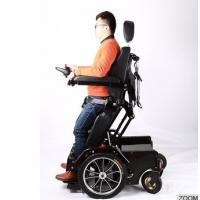 Buy cheap Heavy duty comfortable stand up power wheelchair from wholesalers