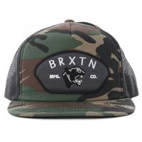 China Camouflage Five Panels mesh back snapback hats For Fly Racing Embroider Swatched Logo wholesale