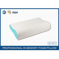 China Ergonomic Design Sleep Innovations Contour Memory Foam Pillow with Deluxe Pillowcase wholesale