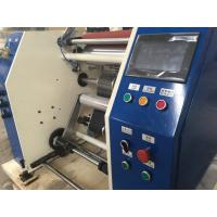 Buy cheap Computer Control Slitting Rewinding Machine Slitter And Rewinder Machine withRewind Type: Full Automatic for Cling Film from wholesalers