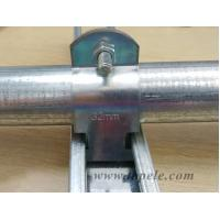 China 20mm 25mm 32mm Electronic BS4568 Conduit Strut Clamp Thickness 1.5m 2.0mm wholesale