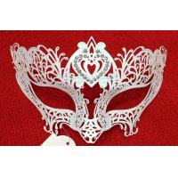 """China Venice Mask Metal Mask with Swarovski crystals 7""""PF3024D wholesale"""