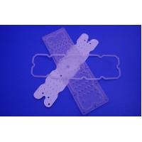China 30 Degree 64 in One LED Optical Array Lens With PCB Boards Horizontal Assembly on sale