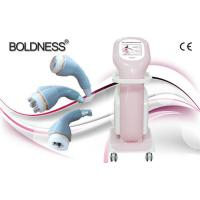 Quality Face Lifting Cavitation Vacuum RF Slimming Machine / Body Shaping And Firming for sale