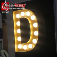 China made in China Slim Clip Light Box aluminium profile changeable led letter sign on sale