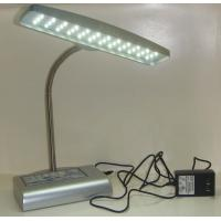 China New design 4w Stainless steel led reading table lamp wholesale