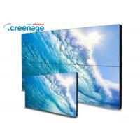 China Wall Mounted Lcd Ad Display , Splicing Commercial Video Wall With Samsung Panel wholesale