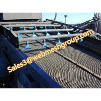 China Steel Crimped Wire Mesh for Coal Crushing wholesale