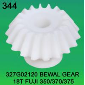China 327G02120 BEWAL GEAR TEETH-18 FOR FUJI FRONTIER 350,370,375 minilab wholesale