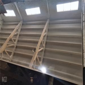 China Ss 202 Mirror Finish Ss Sheet 4 X 8 316l 304l 22 20 Gauge 19 Gauge Stainless Steel Sheet wholesale