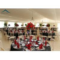 China Well Decorate  Marquee Party Aluminium Tents  Tented  Wedding 20m * 50m wholesale