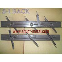 China steel louver frame, galvanized louver frame on sale