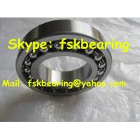 China NSK 6209 Open Ball Bearings Radial Load Gcr15 / 304 / 316 / 440 Material wholesale