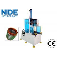 China Induction Motor Stator Winding Coil Forming Machine with hydraulic system , Middle size wholesale