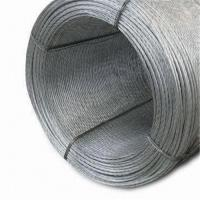 China Messenger/Stay Wire in Various Diameters, Used in Self Supports Cable, Guy Strand, and ACSR wholesale