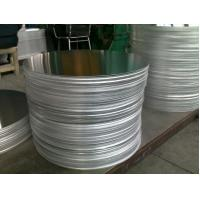 China AA1100 1060 3003 Aluminum Disk Circle Cold Rolling / Hot Rolling For Cookware wholesale