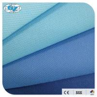 China SMS Spunlace Nonwovens Non Woven Fabric Used For Medical Purposes wholesale