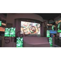 China Custom P16 led advertising display board / outdoor led display screen IP65 wholesale