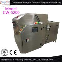 China Fixture Cleaner SMT Cleaning Equipment Finishing Clean Rinse Dry Automatically wholesale