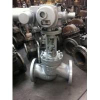China Electric Actuated Stop Valves on sale