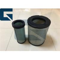 Quality CAT 320B 320D 320D2 Volvo Diesel Fuel Filter 1318822 1318821 / Air Filter Cleaner 131-8822 131-8821 for sale