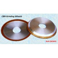 China Resin Bond CBN Grinding Wheels - CBGW05 wholesale
