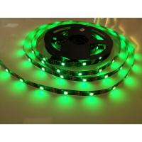 China Durable Digital LED Flexible Strip Lights APA107 RGB Pixel Silicon / PVC Material wholesale