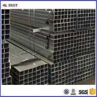 China China Manufacturer and Exporter Good Quality Galvanized Steel Square Tube wholesale