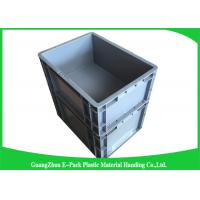 China Euro Industrial Plastic Containers , Customized Euro Plastic Storage Boxes wholesale