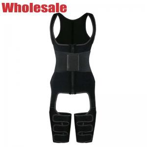 China XXS 22.44 Inch Full Body Waist Cincher Tummy And Thigh Trimmer For Daily Wearing wholesale